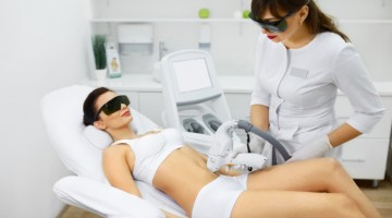 Laser Epilation Therapy